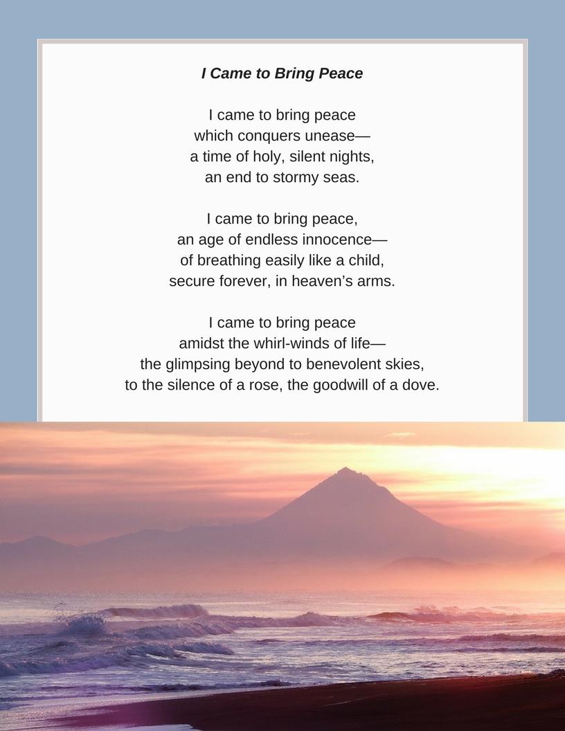 Christmas poem by Bozena Zawisz